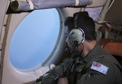Malaysia Airlines fllight MH370 missing - Australia searches