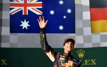 Ricciardo disqualified and stripped of second place at Aussie GP