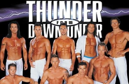Australias Thunder From Down Under - Check