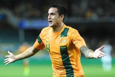 Tim Cahill - Socceroos - Australia vs Ecuador - London - Result