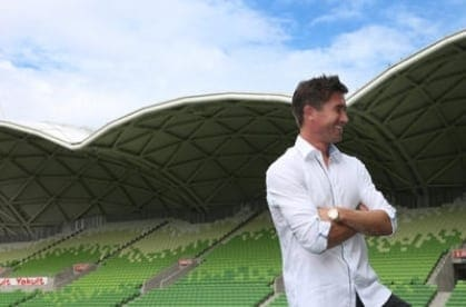 harry kewell retire - soccer- football
