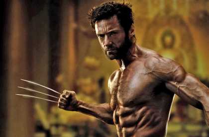 hugh jackman wolverine - empire awards
