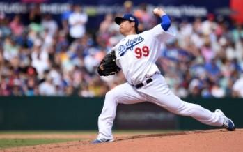 Dodgers make Major League Baseball sweep of Australia