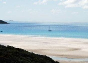 world's best beach - Whitehaven