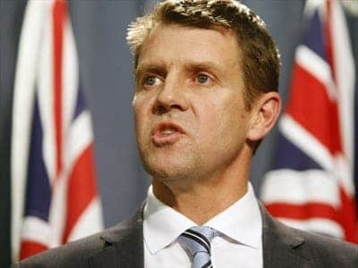 Numbers man Mike Baird vows to transform NSW