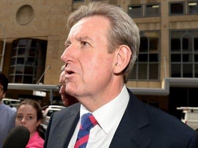 Barry OFarrell resign ICAC