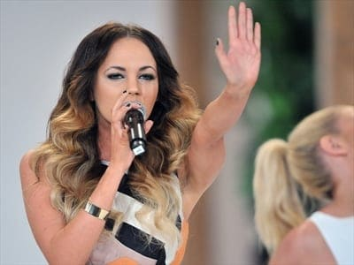 Samantha Jade up for World Music Award