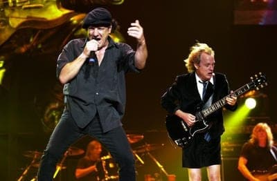 ACDC - malcolm young - retire