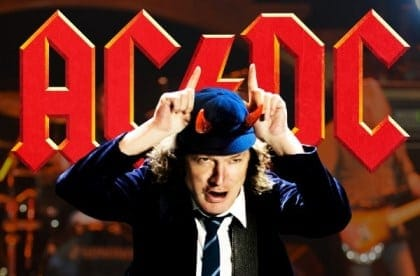 ACDC retire rumours - Angus Young