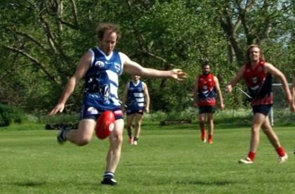 AFL London 2014 - Wildcats v Demons - Rd1