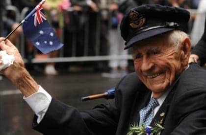 Anzac Day Australia 2014