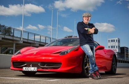 Cars that rock - Brian Johnson - ACDC