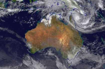 Cyclone Ita - Australia