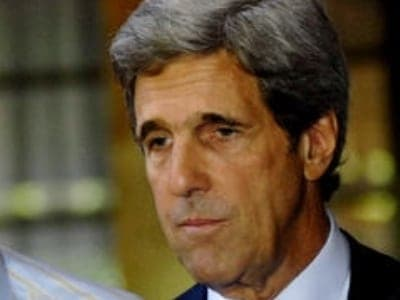 John Kerry - Anzac Day USA tribute