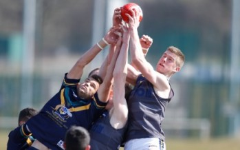 Best young AFL players converge on London