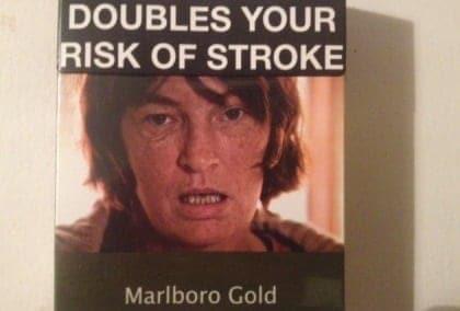 Phillip Morris cigarette - leaves australia - smoking - quits