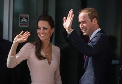 Royals to make rare Anzac Day visit