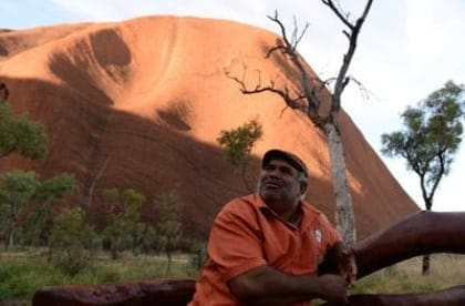 Royal couple in central Australia to see Uluru