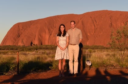 Uluru may get royal return