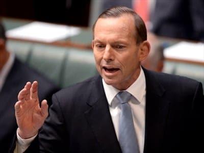 Tony Abbott - Australia budget