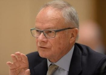 Australia budget - Tony Shepherd