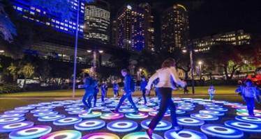 Vivid festival lights up Sydney