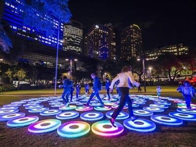Vivid Festival Sydney 2014