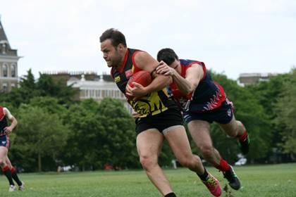 AFL London round 3 - 2014