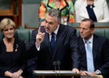 Joe Hockey Australia budget
