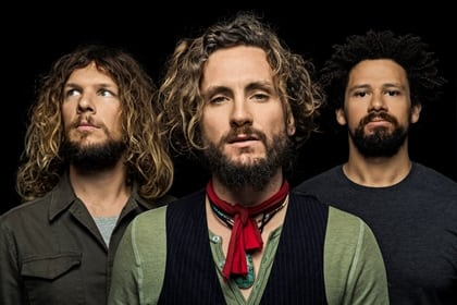 John Butler Trio London review