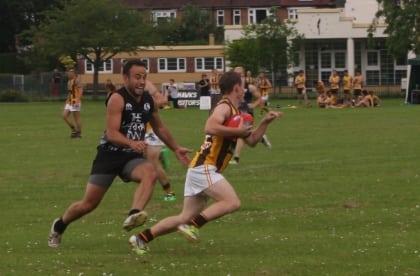 AFL London - Wildcats vs Hawks