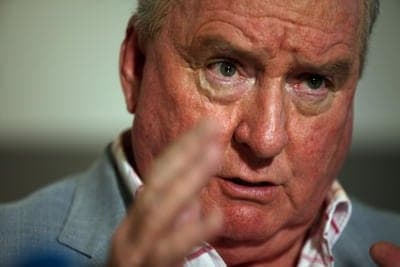 Alan Jones - radio 2GB