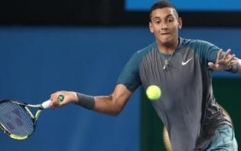 Aussie greats laud Kyrgios at Wimbledon