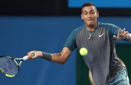 Nick Kyrgios - tennis