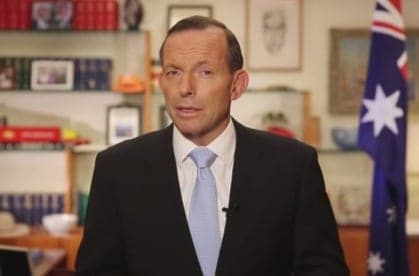 Tony Abbott D-Day speech