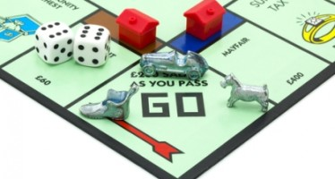 Discovering London, Monopoly style