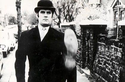 silly walks - Monty Python - John Cleese