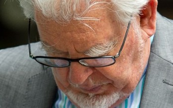 Rolf Harris appears in court to face further child sexual assault charges