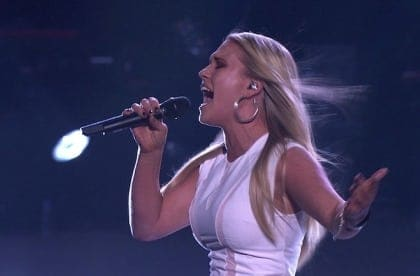 The Voice Australia - Anja Nissen