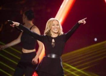 The Voice Australia - Kylie Monogue - Sexy Love