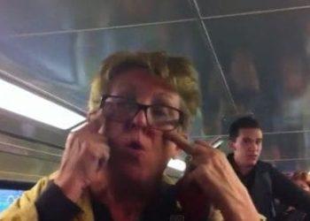 racist Youtube video - Sue Wilkins aka Karen Bailey