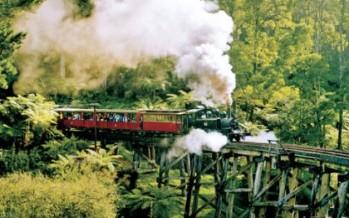 Great Australian train journeys