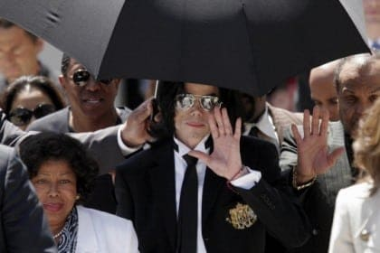 Michael Jackson - child molestation trial