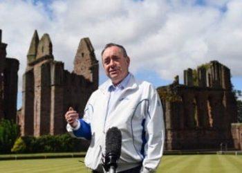 Alex Salmond - Scotland independence