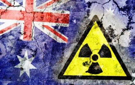 Australia - nuclear radiation