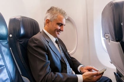 No more in-flight 'turn your mobile phone off' on Australian flights