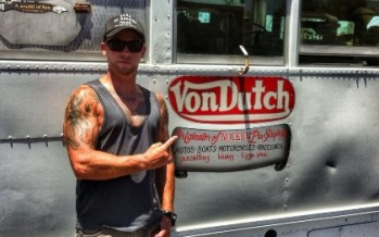 California: I must be dreaming (How I became a Von Dutch model)