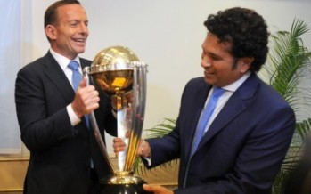 Just one visa for Australia and NZ during 2015 Cricket World Cup