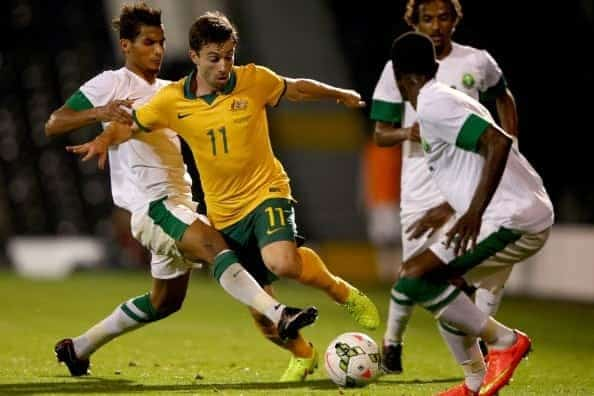 Socceroos - football - soccer