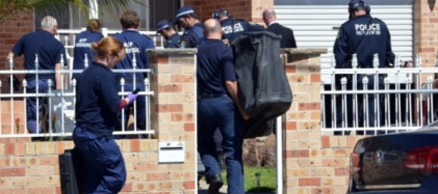 Australia's biggest terror bust: Public beheading allegedly planned
